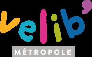 Logo Velib Metropole